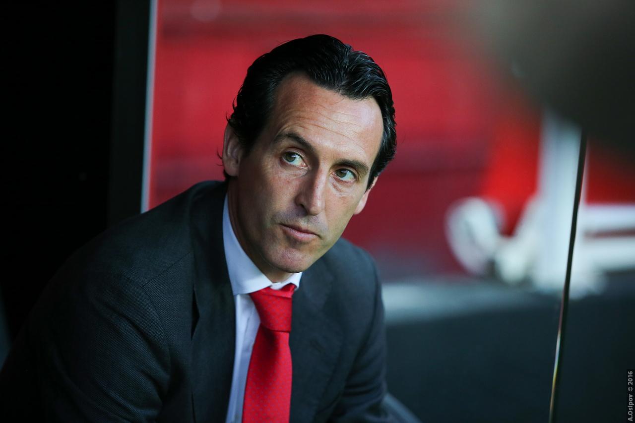 Kocha wa Arsenal, Unai Emery